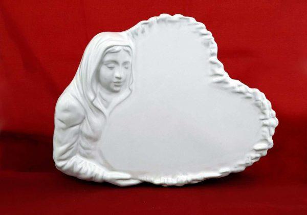 Targa Foto ceramica Madonna